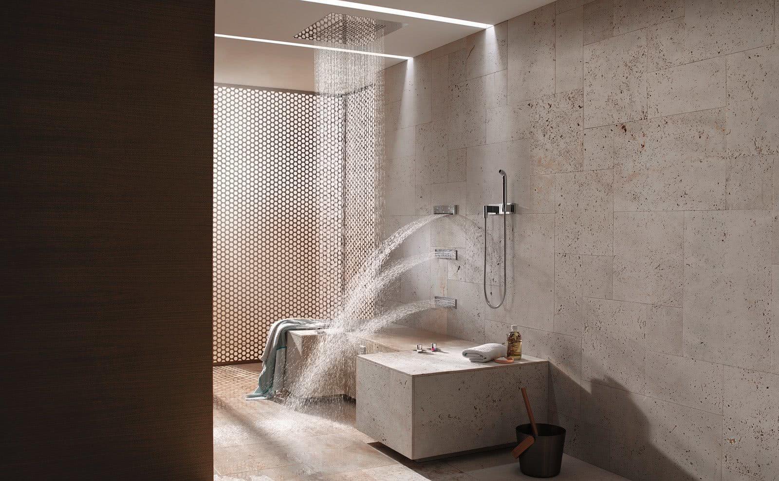 La réalisation d'une salle de bains en sous-sol